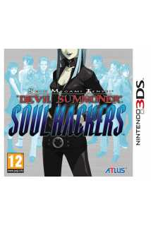 Shin Megami Tensei: Devil Summoner. Soul Hackers [3DS]