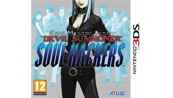 SMT Devil Summoner Soul Hackers [3DS]