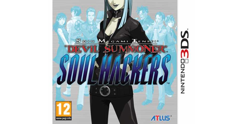 SMT Devil Summoner Soul Hackers [3DS]