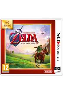 The Legend of Zelda: Ocarina of Time 3D (Nintendo Selects) [3DS]