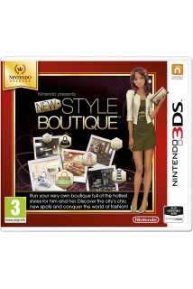 Nintendo presents: New Style Boutique  (Nintendo Selects) [3DS]