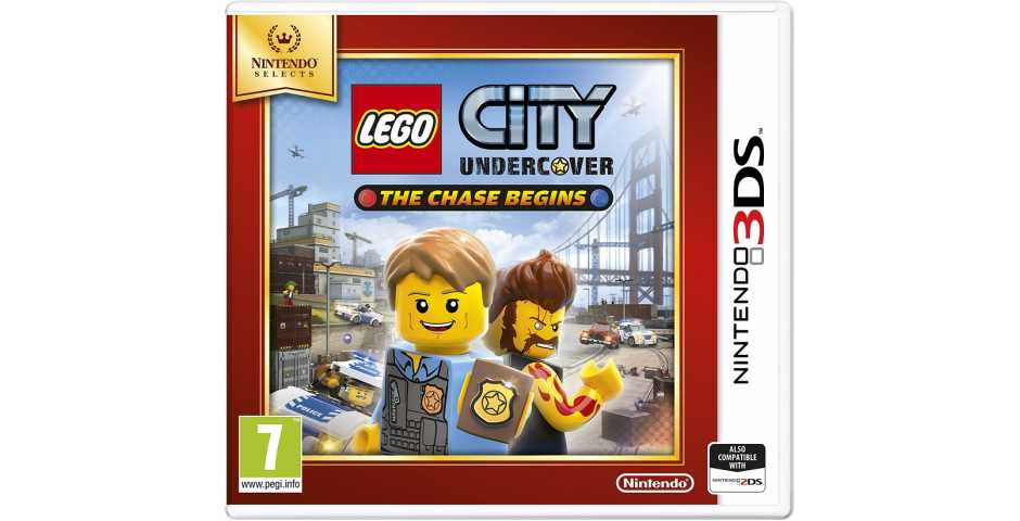 LEGO City Undercover: The Chase Begins [3DS]