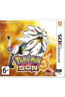 Pokemon Sun [3DS]
