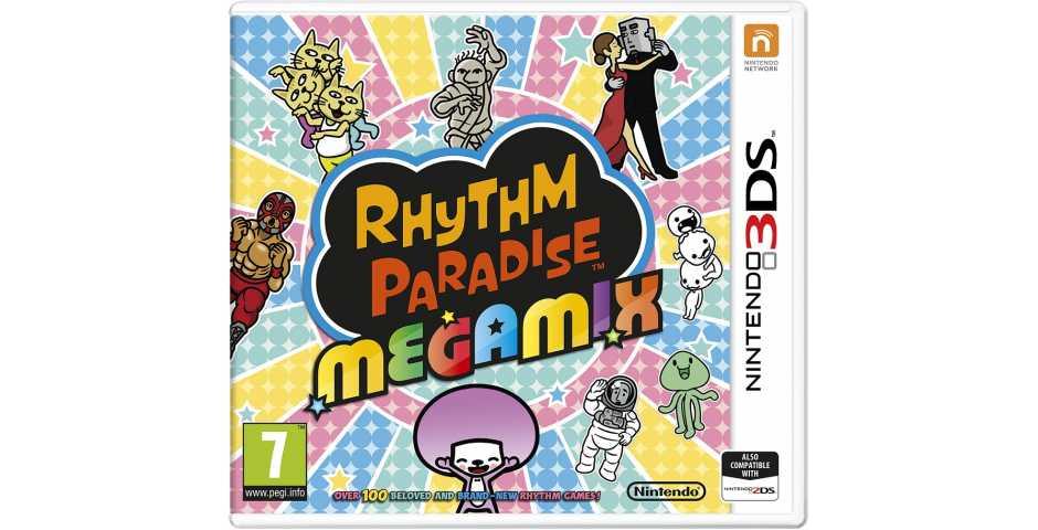 Rhythm Paradise Megamix [3DS]