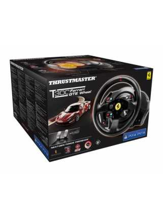 Руль Thrustmaster T300 Ferrari GTE EU Version [PS4/PS3/PC]