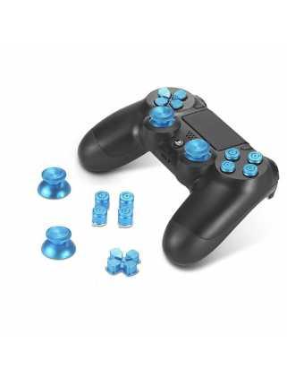 Стики цветные синие (металл) 7 в 1 [PS4]