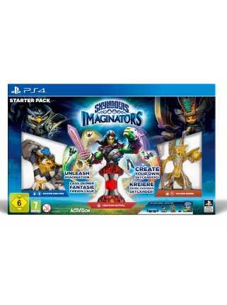 Skylanders Imaginators (стартовый набор) [PS4]