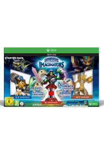 Skylanders Imaginators (стартовый набор) [Xbox One]