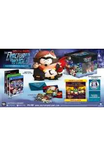 South Park: The Fractured but Whole. Коллекционное издание [PS4]