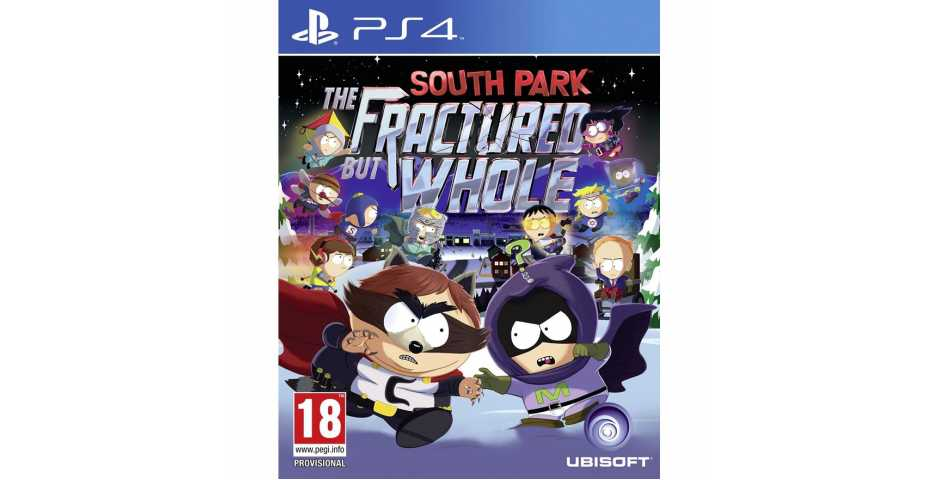 South Park: The Fractured but Whole [PS4, русская версия]