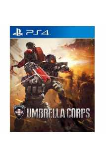 Resident Evil:Umbrella Corps  [PS4, русская версия]
