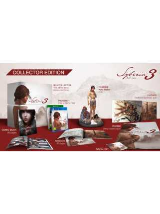 Syberia 3 Collector's Edition [PS4]