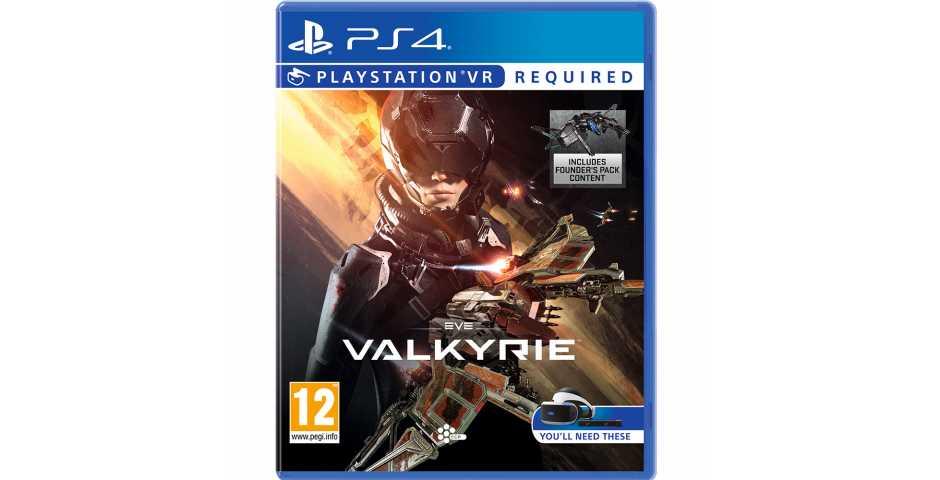 Eve Valkyrie (только для VR) [PS4, русская версия]