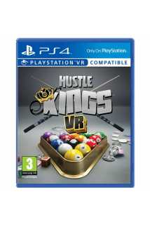Hustle Kings (поддержка VR) [PS4, русская версия]