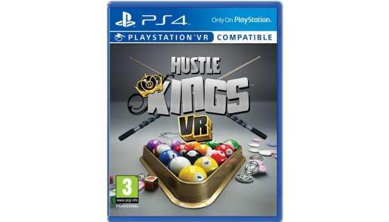 Hustle Kings (поддержка VR) [PS4, русская версия]