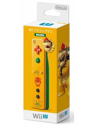 Контроллер Remote Bowser (со встроенным Wii Motion)