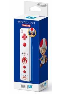 Контроллер Remote Toad (со встроенным Wii Motion)