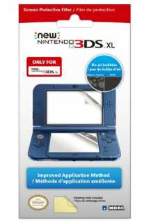 Пленка HORI на экран для New Nintendo 3DS XL