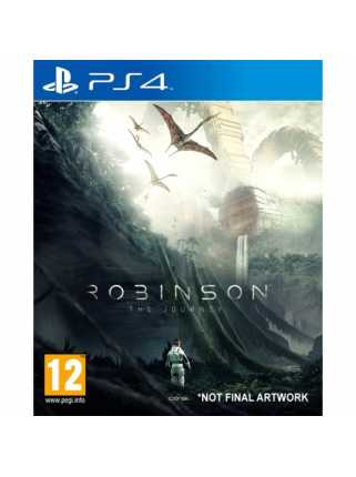 Robinson: The Journey (только для VR) [PS4, русская версия]