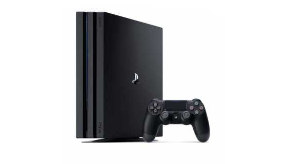 Sony PlayStation 4 Pro (1 ТБ), черная