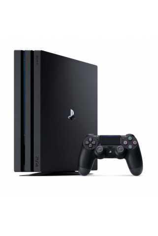 Sony PlayStation 4 Pro (1ТБ), черная