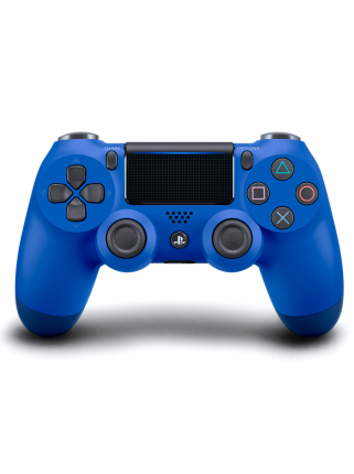 Геймпад DUALSHOCK 4 v2 (Wave Blue)