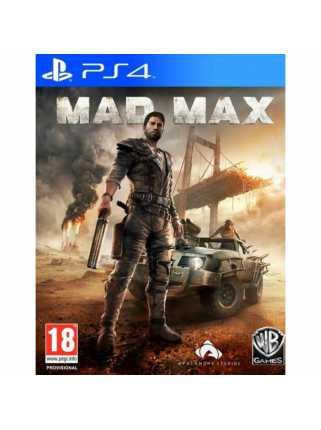 Mad Max [PS4, русская версия]