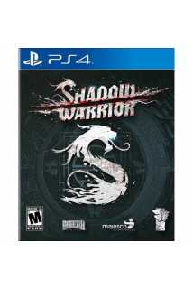 Shadow Warrior [[PS4, русская версия]