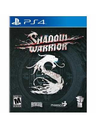 Shadow Warrior [[PS4, русская версия]