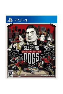 Sleeping Dogs: Definitive Edition [PS4, русская версия]