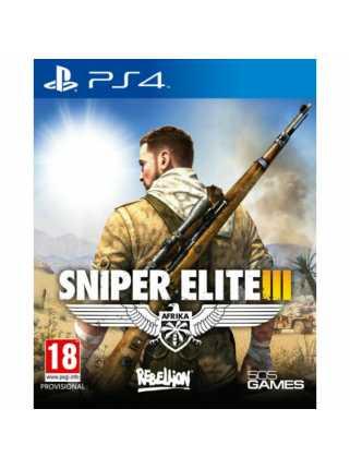 Sniper Elite III [PS4, русская версия]