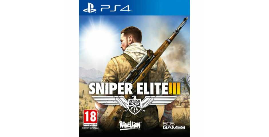 Sniper Elite III [PS4]