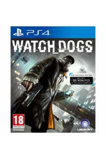 Watch Dogs [PS4, русская версия]