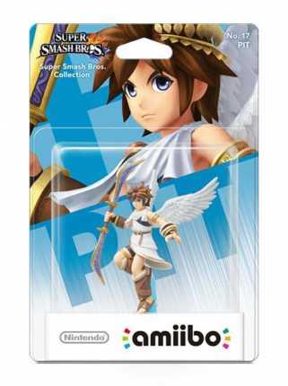 Фигурка amiibo - Пит (Pit - коллекция Super Smash Bros)