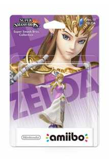 Фигурка amiibo - Зельда (Zelda коллекция Super Smash Bros)