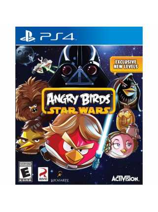 Angry Birds Star Wars [PS4, русская версия]