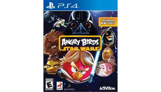 Angry Birds Star Wars [PS4]