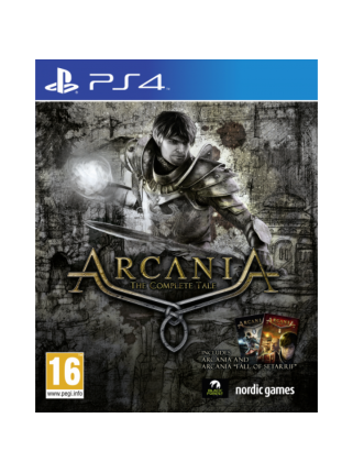 Arcania - The Complete Tale [PS4]