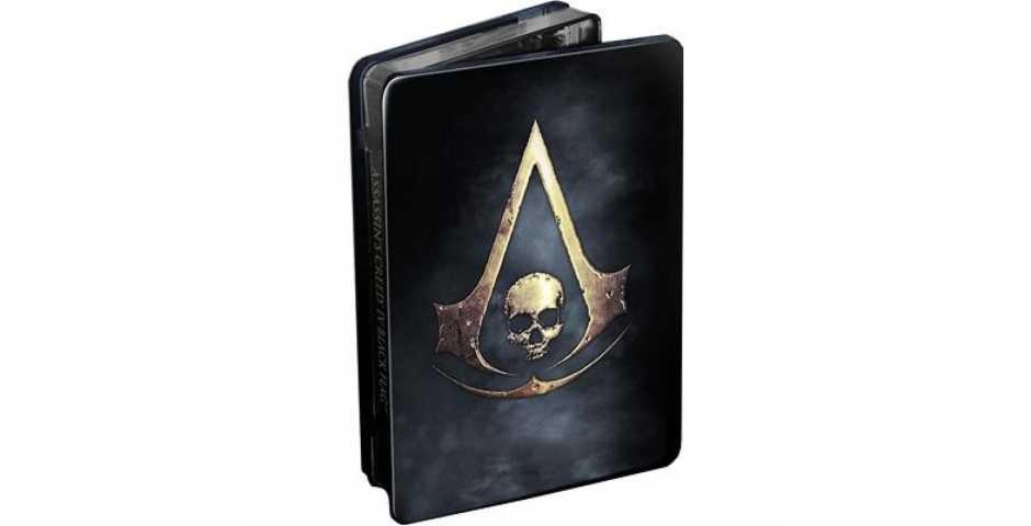 Assassin's Creed IV. Черный флаг. Skull Edition [PS4]