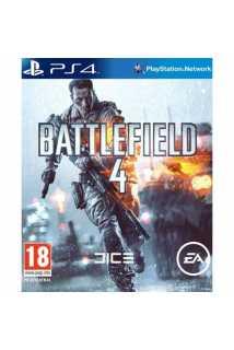 Battlefield 4 [PS4, русская версия]