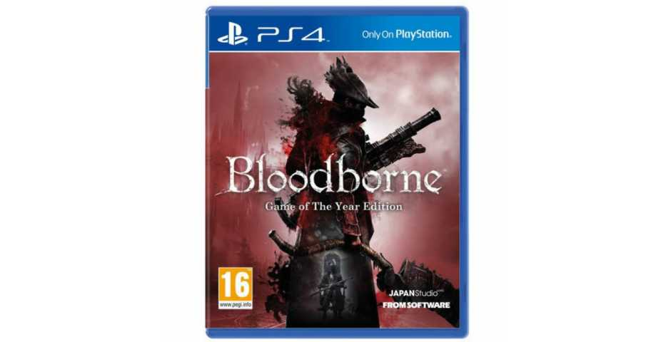 Bloodborne PS4 Game of the Year Edition [Русская/Engl.vers.] [PS4]