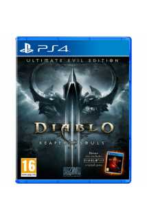 Diablo 3 : Reaper of Souls. Ultimate Evil Edition [PS4]
