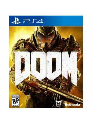 Doom [PS4, русская версия]