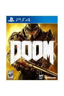 Doom [PS4, русская версия] Trade-in   Б/У