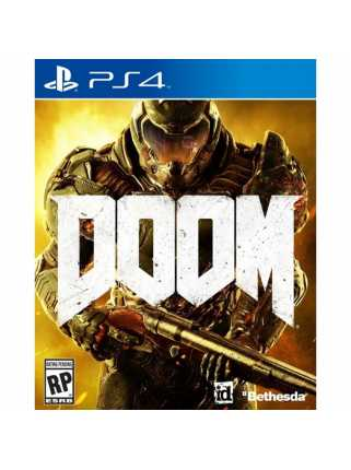 Doom [PS4, русская версия] Trade-in | Б/У