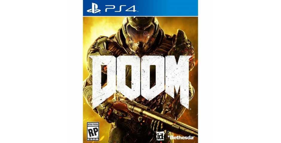 Doom (Русская версия) [PS4]