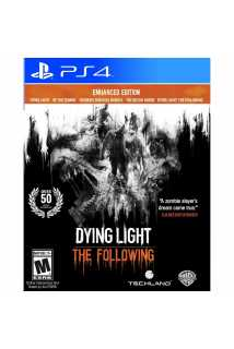 Dying Light: The Following – Enhanced Edition [PS4, русская версия]