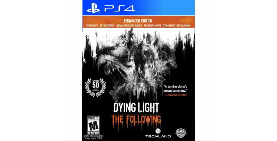 Dying Light: The Following – Enhanced Edition [PS4]