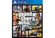 GTA 5 (Grand Theft Auto V)  [PS4]