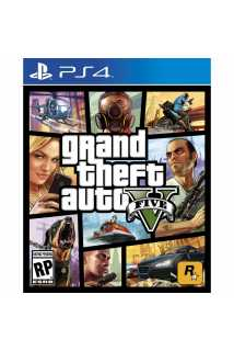 GTA 5 (Grand Theft Auto V) [PS4] Trade-in | Б/У